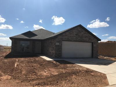 Wolfforth Single Family Home Under Contract: 1003 Preston Trail