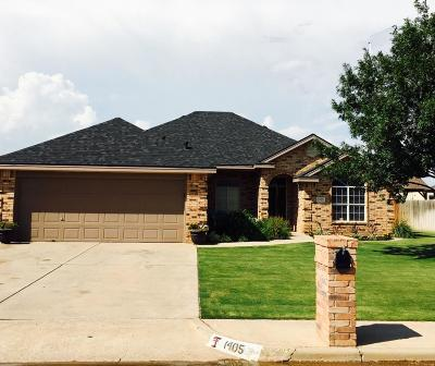 Shallowater Single Family Home Under Contract: 1405 10th Street