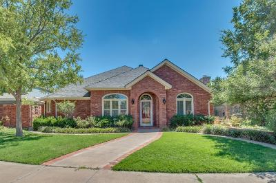 Lubbock Garden Home For Sale: 3807 77th Street