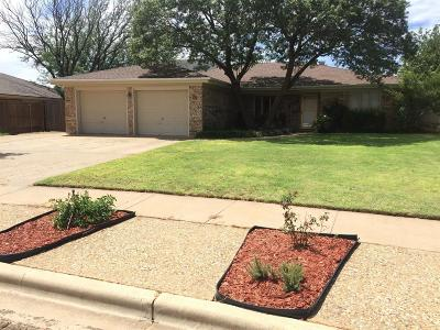 Wolfforth TX Single Family Home For Sale: $171,900