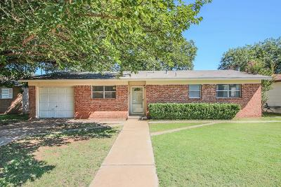 Single Family Home Under Contract: 4516 52nd Street