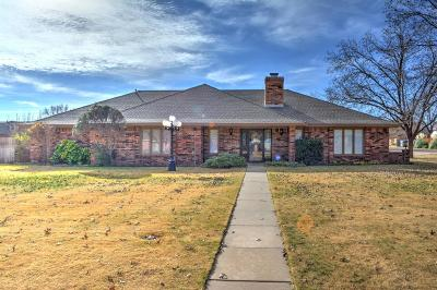 Lubbock Single Family Home For Sale: 6511 2nd Street
