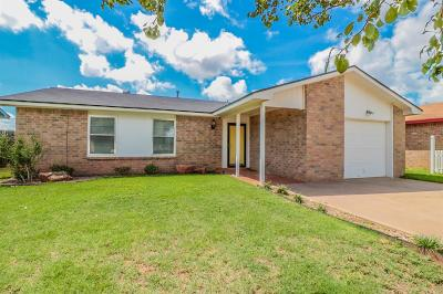 Lubbock Rental For Rent: 2204 Norwich Avenue