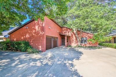 Lubbock Single Family Home For Sale: 8618 Jordan Drive