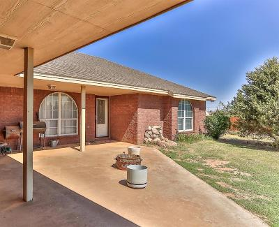 Lubbock Single Family Home For Sale: 6818 100th Street