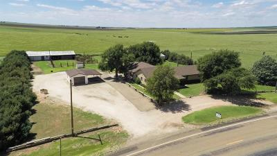 Earth TX Single Family Home Under Contract: $139,900