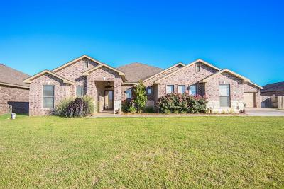 Lubbock Single Family Home For Sale: 3004 128th Street