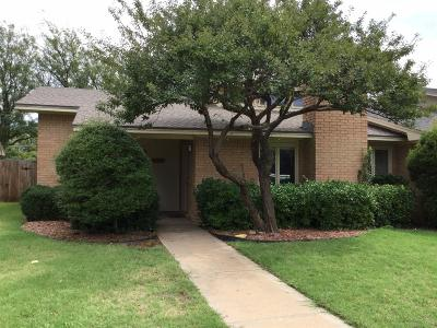 Lubbock Rental For Rent: 104 North Troy