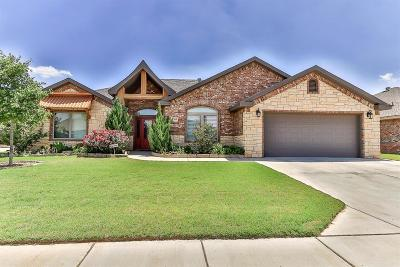 Lubbock Single Family Home For Sale: 7705 Kirby Avenue