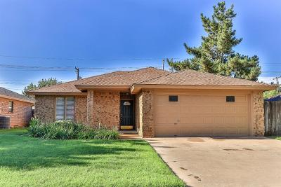 Lubbock Single Family Home For Sale: 5007 61st Street