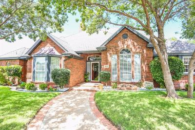 Lubbock Single Family Home For Sale: 5912 84th Street