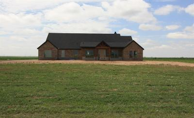 Shallowater Single Family Home Contingent: 12419 Farm Road 179