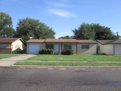 Lubbock Single Family Home For Sale: 5010 53rd Street