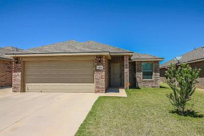 Lubbock TX Single Family Home For Sale: $149,000