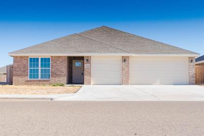 Lubbock TX Single Family Home For Sale: $187,990