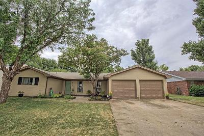 Lubbock Single Family Home For Sale: 4709 78th Street