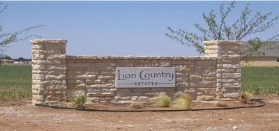 Lubbock Residential Lots & Land For Sale: 2504 North County Road 6100