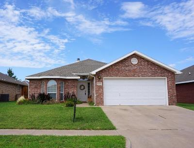 Lubbock TX Single Family Home For Sale: $164,900