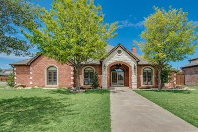 Lubbock Single Family Home For Sale: 3812 76th Street