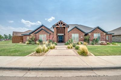 Lubbock Single Family Home For Sale: 6319 77th Street