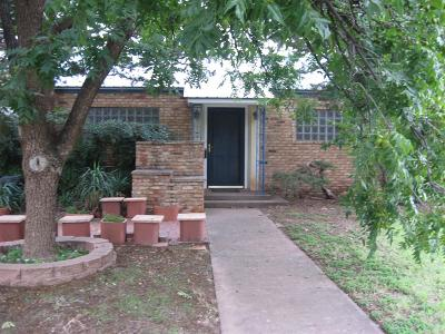 Lubbock Single Family Home For Sale: 2622 22nd Street