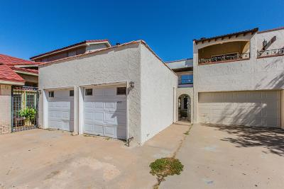 Lubbock Townhouse For Sale: 4317 North Boston Avenue