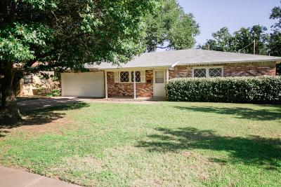 Single Family Home For Sale: 3714 48th Street