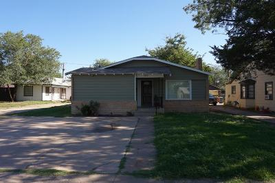 Lubbock Rental For Rent: 2316 21st Street
