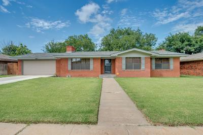 Lubbock Single Family Home For Sale: 5212 7th Street