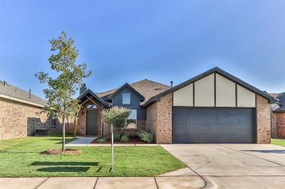 Lubbock Single Family Home For Sale: 1106 79th Street