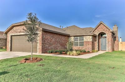 Lubbock TX Single Family Home For Sale: $185,900