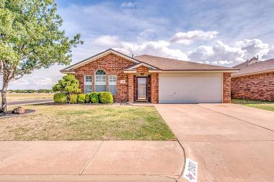 Lubbock Single Family Home For Sale: 2901 88th Street