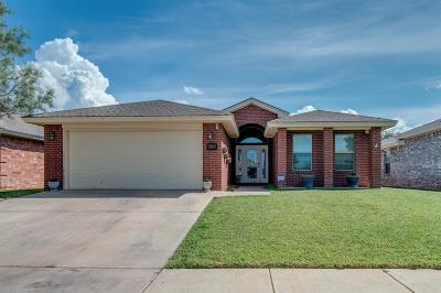 Lubbock Single Family Home For Sale: 2907 107th Street