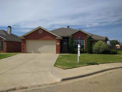Single Family Home For Sale: 7504 85th Street