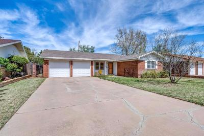 Lubbock Rental For Rent: 5516 37th Street