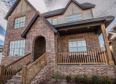 Lubbock Single Family Home For Sale: 12112 Topeka Avenue