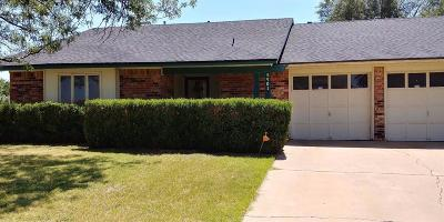 Single Family Home Under Contract: 5501 Amherst Place