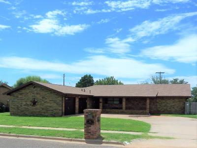 Levelland Single Family Home For Sale: 210 Mike Street