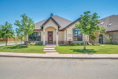 Lubbock Garden Home For Sale: 11501 Utica Avenue