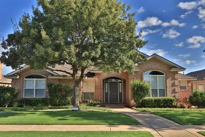 Lubbock TX Single Family Home For Sale: $238,500