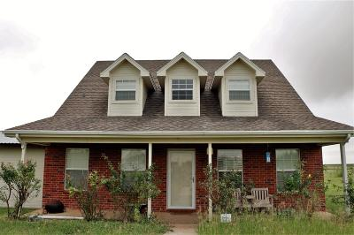 Shallowater Single Family Home Under Contract: 7431 County Road 6170