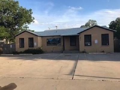 Lubbock Commercial Under Contract: 3415 23rd Street