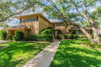 Lubbock Single Family Home For Sale: 5012 92nd Street