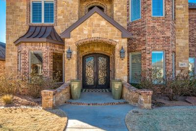Lubbock Single Family Home For Sale: 4007 107th Street