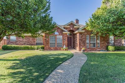 Wolfforth Single Family Home For Sale: 201 Sooner Street