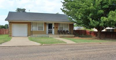 Lamesa Single Family Home For Sale: 1112 North 10th Street