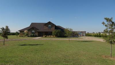 Lubbock Single Family Home Under Contract: 11816 Farm Road 2641