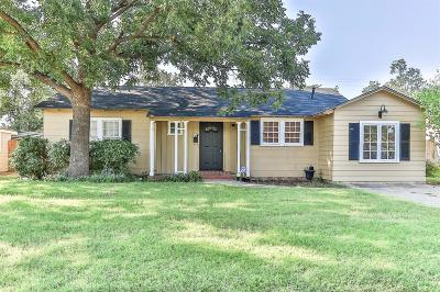 Lubbock Single Family Home Under Contract: 2713 29th Street