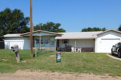 Bailey County, Lamb County Single Family Home For Sale: 421 East El Paso