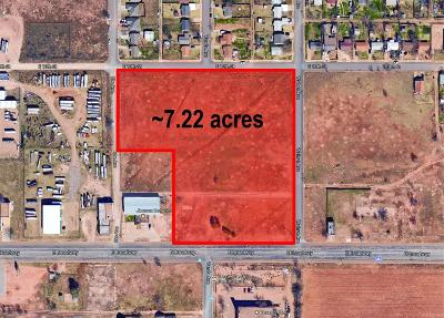Lubbock County Residential Lots & Land For Sale: 2111 East Broadway